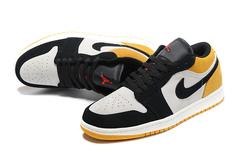 Air Jordan 1 Low 'University Gold'