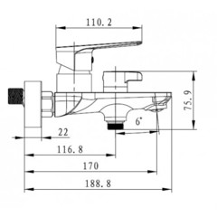 Схема Kaiser 60022