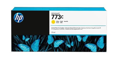 Картридж струйный HP C1Q40A (№773C) желтый