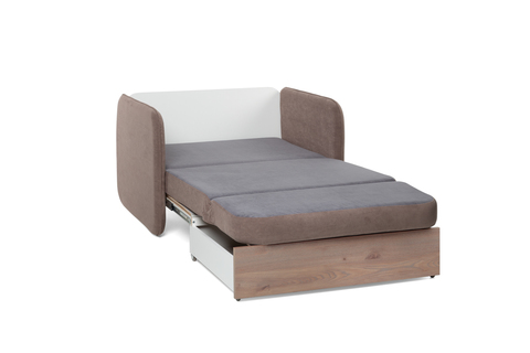 Кресло-кровать Unix  Капучино
