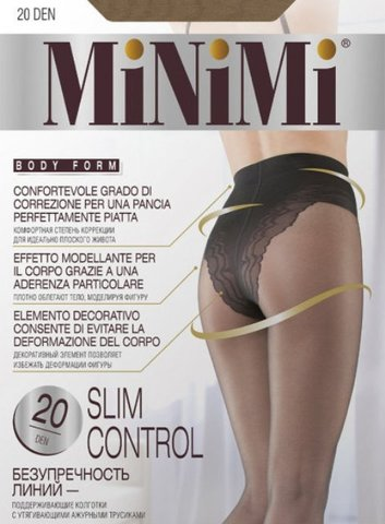 Slim Control 20 MINIMI колготки
