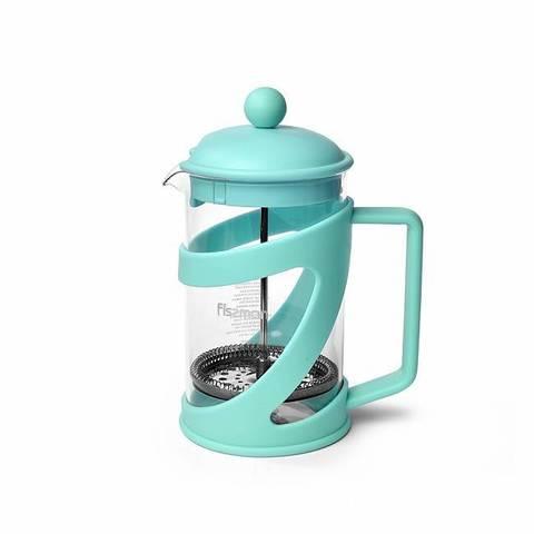 9040 FISSMAN Arabica Чайник заварочный с поршнем 600 мл,  купить