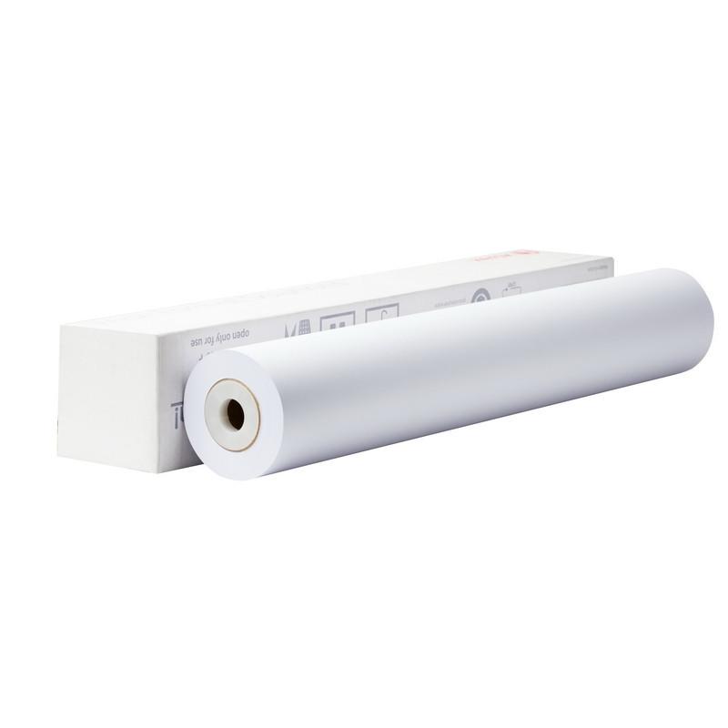 Бумага широкоформатная Xerox InkJet Monochrome (длина 50 м, ширина 610 мм, плотность 80 г/кв.м, белизна 170% CIE, диаметр втулки 50,8 мм)