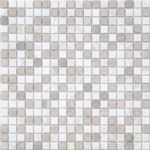 Мозаика Pietra Mix 2 MAT 15x15x4 305х305