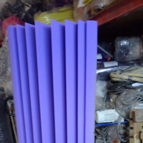 Акустический поролон Бас ловушка ECHOTON BassTrap Big 280 фиолетовый