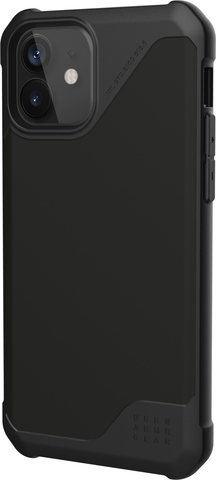 Чехол-накладка UAG Metropolis LT (11235O118340) для iPhone 12/12 Pro (Black)