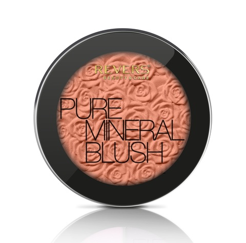 REVERS Румяна 6г Mineral PURE blush №09 (*3)