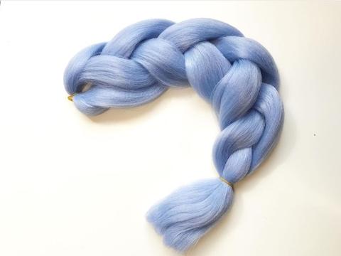 Канекалон A24 (серо-голубой)