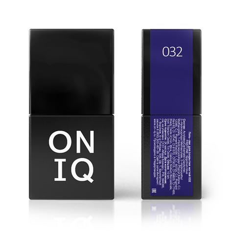 OGP-032 Гель-лак для покрытия ногтей. PANTONE: Spectrum blue