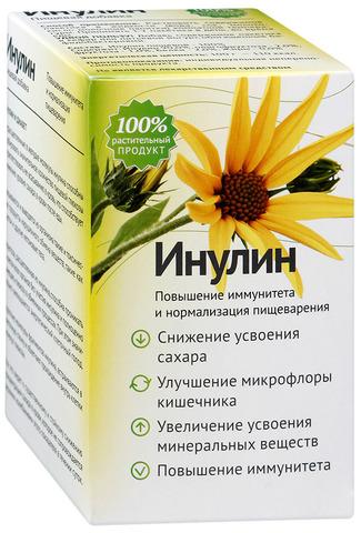 Инулин пищевой, 20пак.*5 гр.(Рязанские просторы)