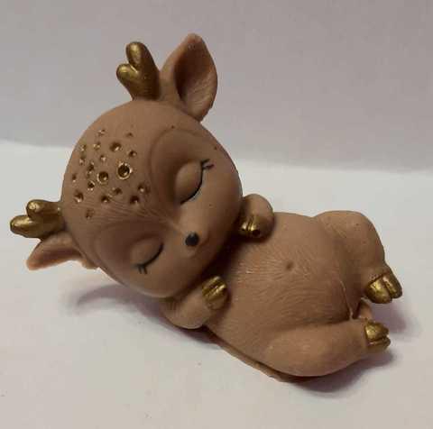 Фигурка из шоколадной глазури