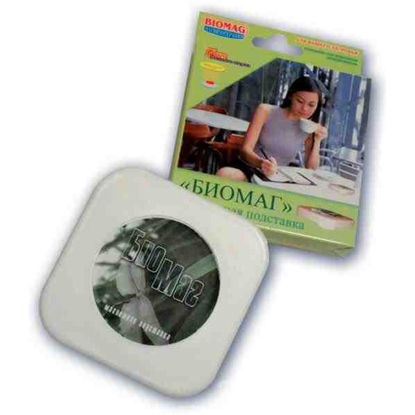Магнитная подставка для структурирования воды «Биомаг»