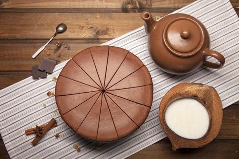 Чизкейк Нью-Йорк шоколадный, 1,66 кг