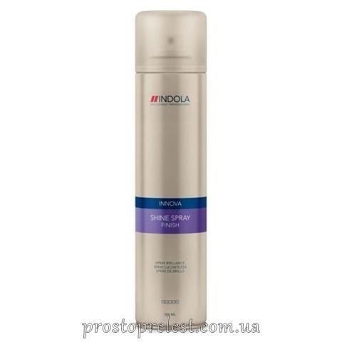 Indola Innova Shine Spray - Спрей для блиску волосся