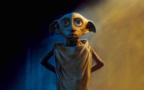 Kətan Tablo / Картина - Harry Potter (Dobby)