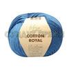 Пряжа Fibranatura Cotton Royal 18-729 (Джинс)