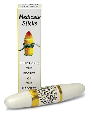 Тайская интимная палочка MADURA Super Grip original medicate sticks, 37 гр.