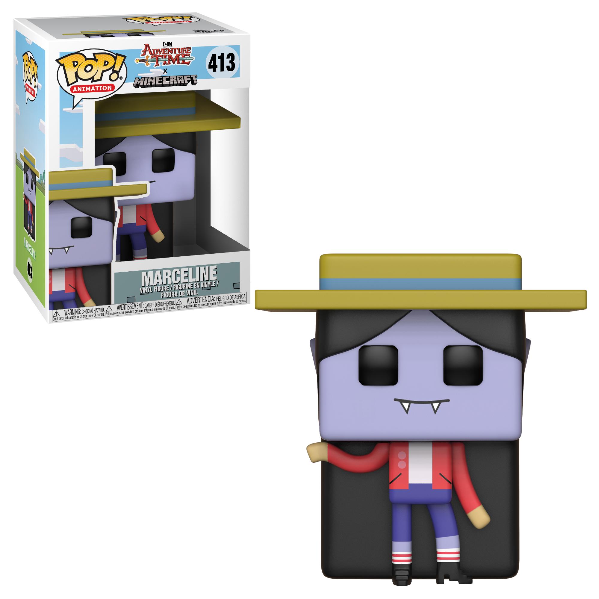 Фигурка Funko POP! Vinyl: Adventure Time/Minecraft S1: Marceline 32243