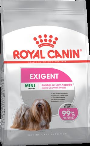 Корм для собак Royal Canin (3 кг) Mini Exigent