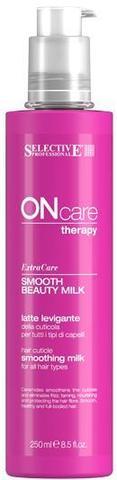 Молочко для разглаживания кутикулы всех типов волос ,Selective Oncare Hydrate , 250 мл
