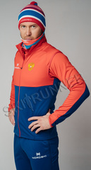 Утеплённая лыжная куртка Nordski Premium Patriot мужская