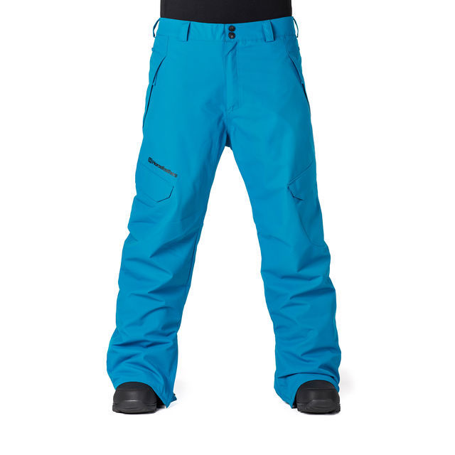Брюки Horsefeathers VOYAGER PANTS (blue)