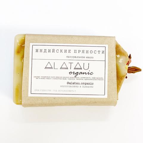 Мыло Индийские пряности (Alatau Organic)