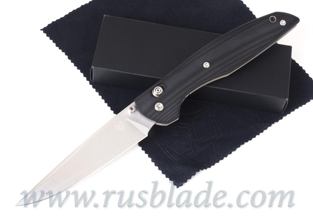 Shirogorov 110 Axis lock Rare knife