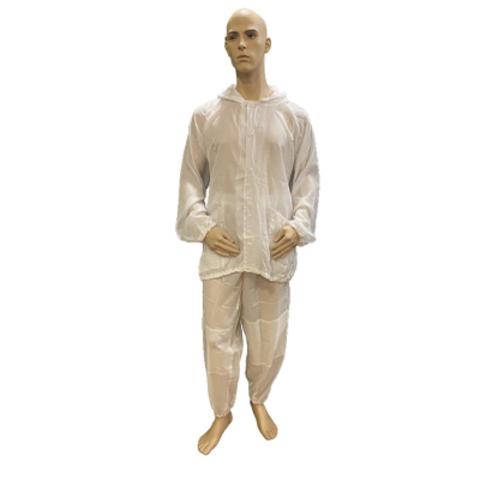 Маскхалат белый (в чехле)