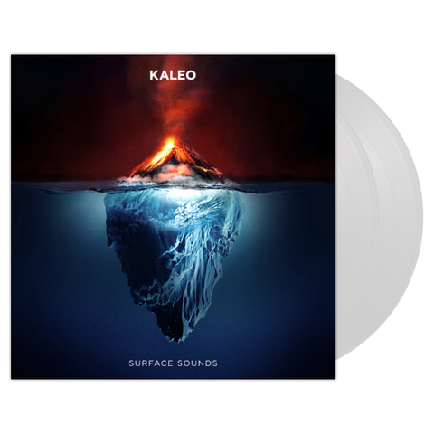 Kaleo / Surface Sounds (Coloured Vinyl)(2LP)