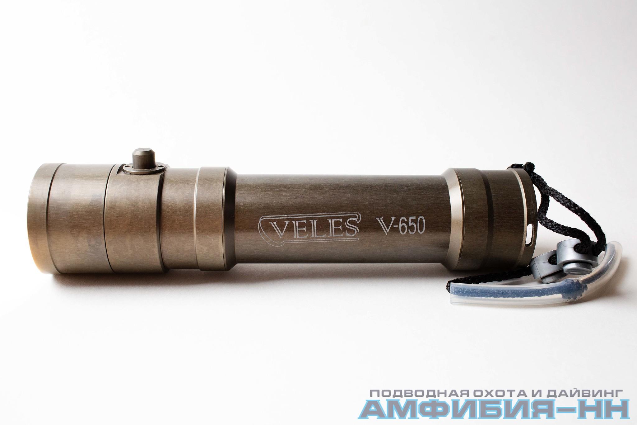 Фонарь мастеровой Veles V-650