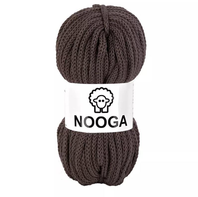 Теплый шнур Nooga Nooga Молочный шоколад мш.JPG