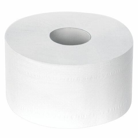 """Туалетная бумага """"Лайма"""" Premium  2-х слойная белая"""