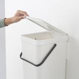 Ведро для мусора SORT&GO 16л, артикул 109942, производитель - Brabantia, фото 7