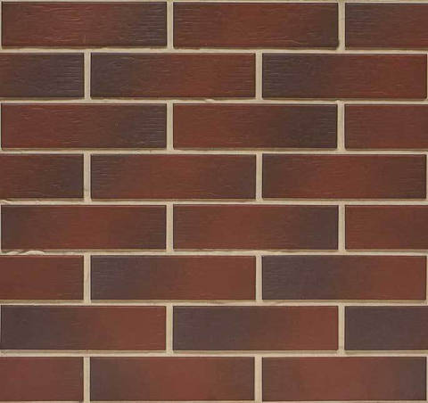 Paradyz - Cloud brown, Duro, struct., 245x65.8x7.4 - Клинкерная плитка для фасада и внутренней отделки