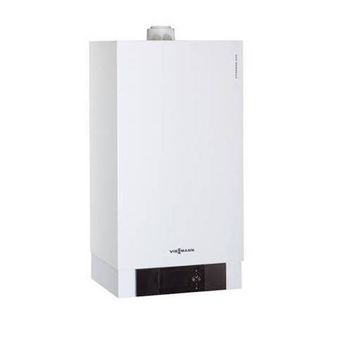 Котел газовый конденсационный Viessmann Vitodens 200-W B2HA - 80 кВт (с Vitotronic 200 HO1B)