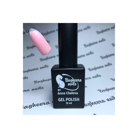 Bagheera Nails BN-112 Камуфлирующий цветной гель-лак 10 мл