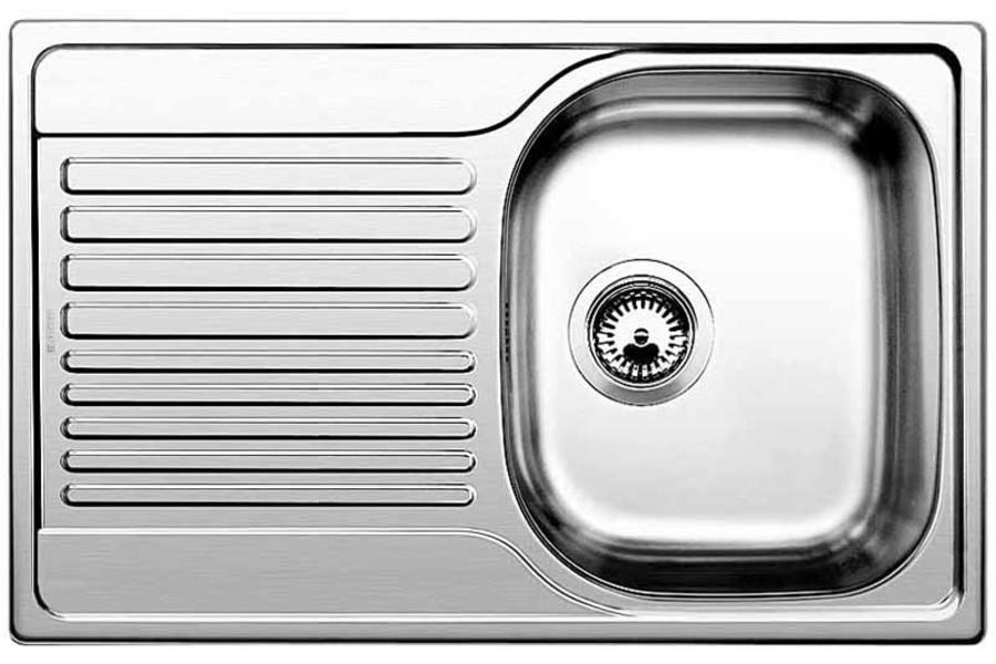 Мойка Blanco Tipo 45 S Compact нержавеющая сталь матовая - купить по супер цене в Москве