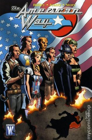 American Way TPB