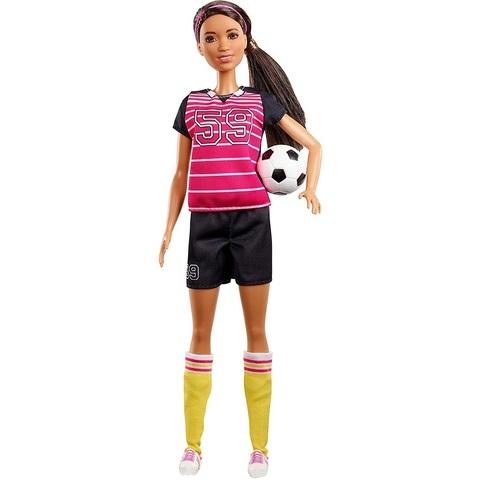 Барби Футболистка Брюнетка. Безграничные движения