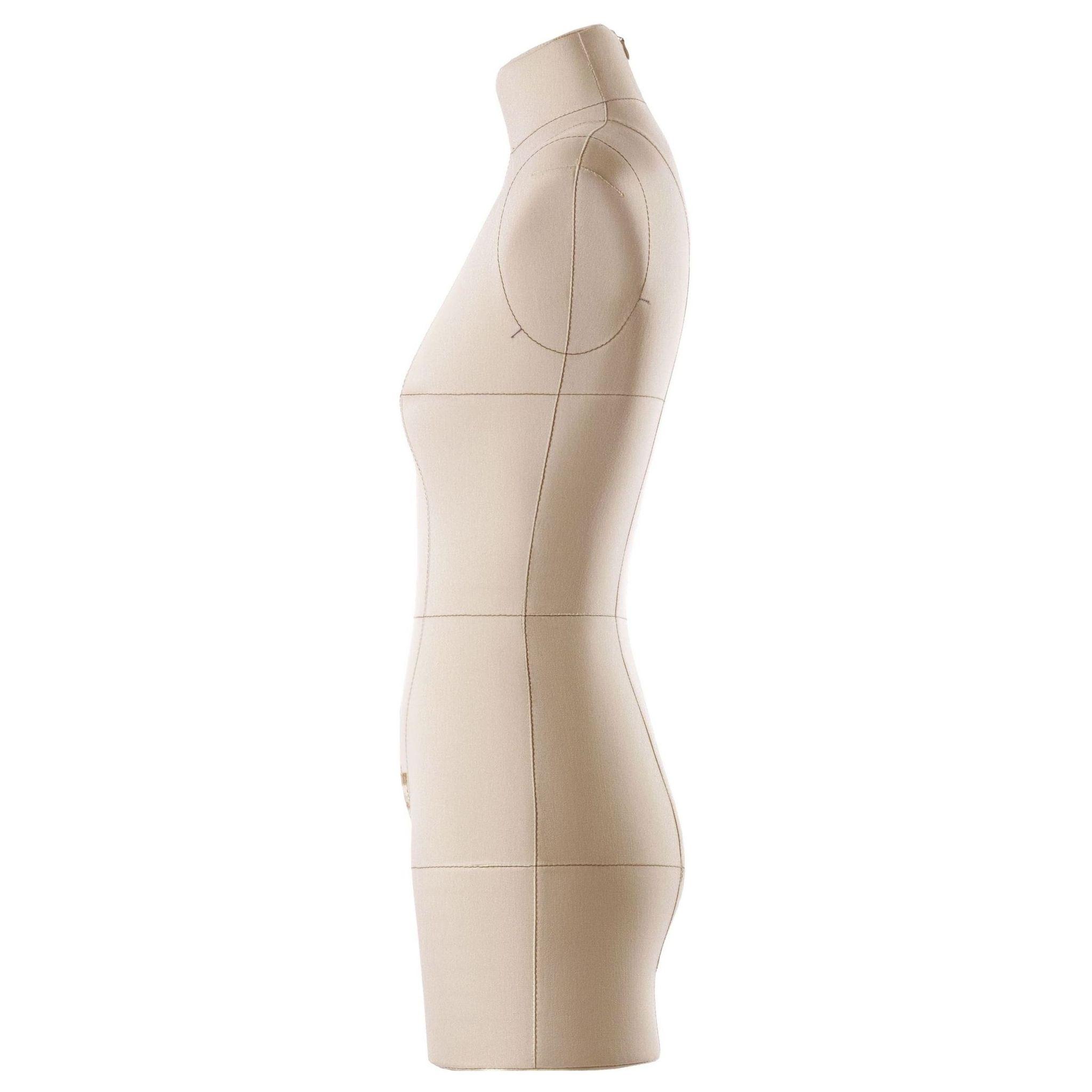Манекен портновский Моника, комплект Про, размер 42, БежевыйФото 4