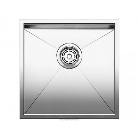Мойка Blanco Zerox 400-U зеркальная полировка