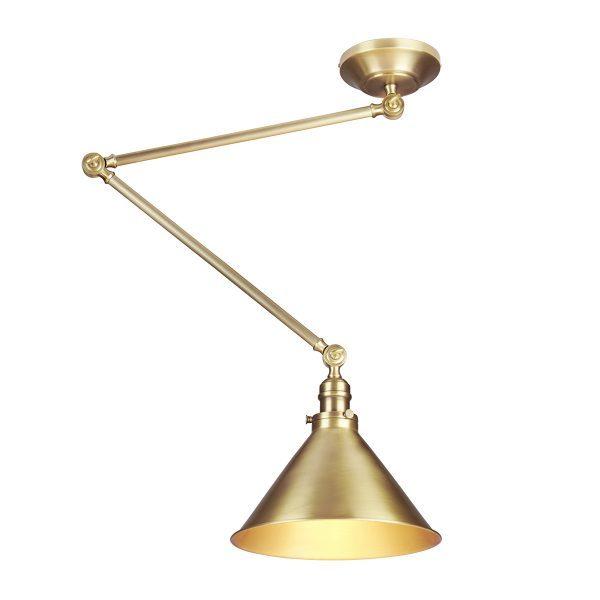 Настенный / потолочный светильник Elstead Provence (PV/GWP AB)