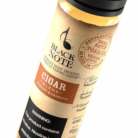 Black Note Cuban Cigar Blend