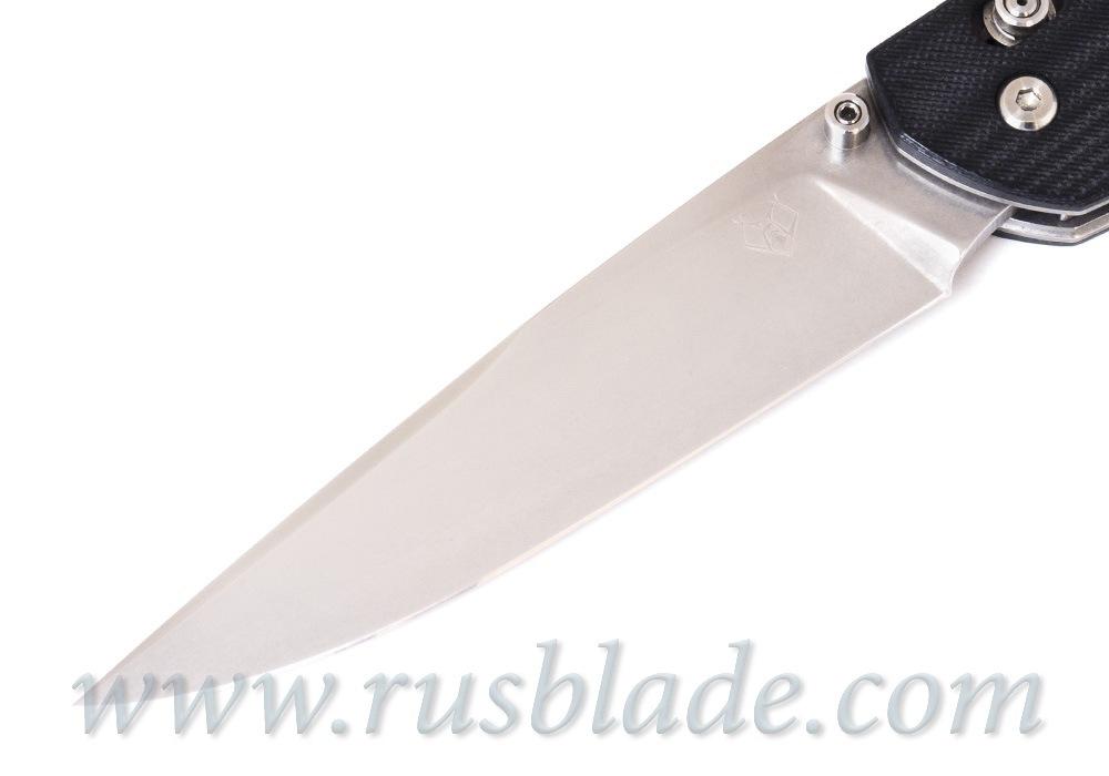 Shirogorov 110 Axis lock Rare knife - фотография