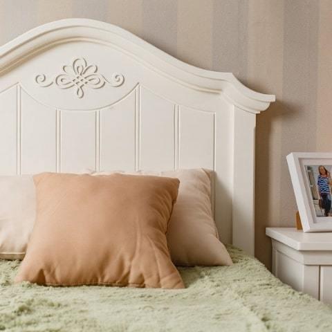 Кровать из массива сосны Айно 2