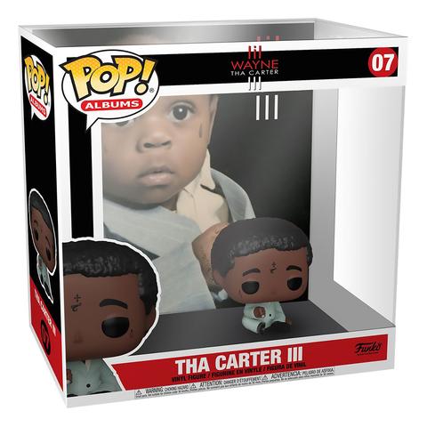 Фигурка Funko POP! Vinyl: Albums: Lil Wayne Tha Carter III
