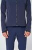 Беговой непромокаемый костюм Gri Ростов темно-синий с темно-синими брюками
