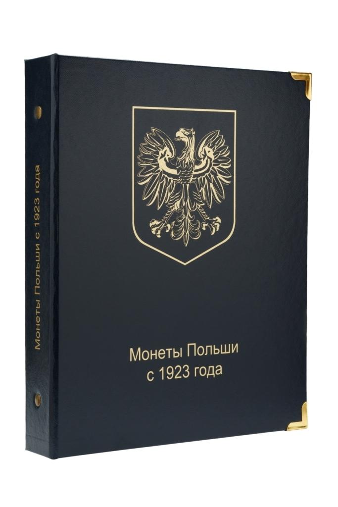 Альбом для монет Польши, начиная с 1923 года. Коллекционеръ