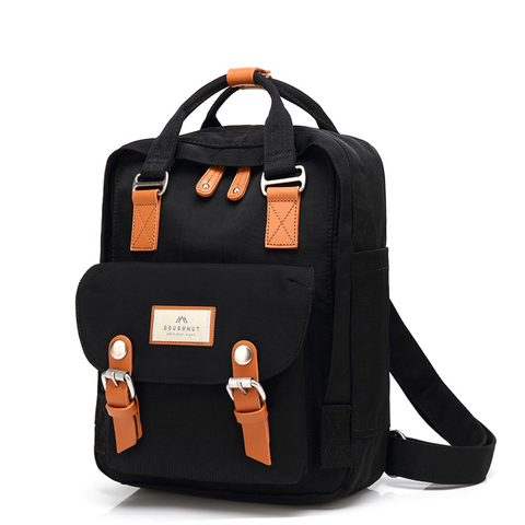 Рюкзак Doughnut Macaroon Mini Classic Черный